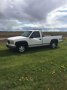 1998 GMC 1500 4x4 CHEAP!