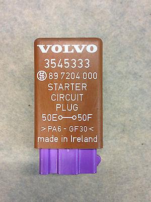 VOLVO 850 RELE' RELAY POMPA CARBURANTE 3545333 - Volvo Carburante Relay