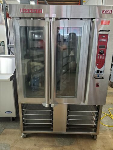 "Blodgett Mini Rotating Rack Bakery Oven, gas, (8) 18"" x 26"" pan capacity"