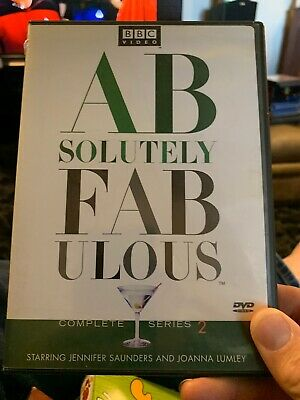 Absolutely Fabulous - The 2nd Season (DVD, 2001)