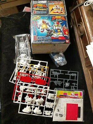 Bandai GUNDAM RX-78 Model Kit New in Open Box Japan, used for sale  Shipping to India