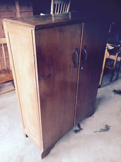 Wooden Wardrobe for Sale North Epping Hornsby Area Preview