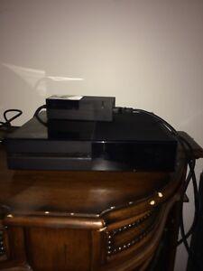 Xbox One à vendre ou à échanger contre une Ps4