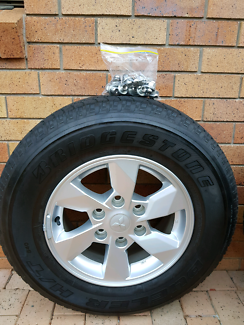 Wheel s and Tyres