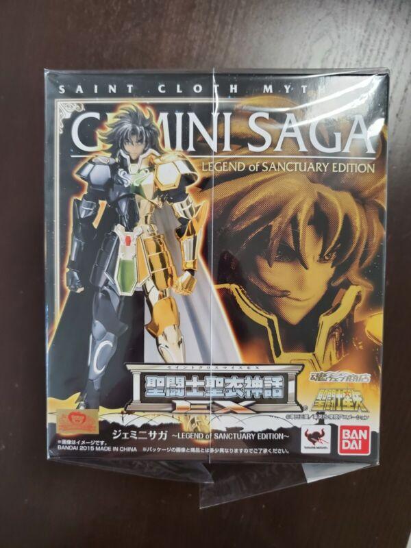 Bandai Authentic Saint Seiya Cloth Myth EX Gemini Saga Legend of Sanctuary