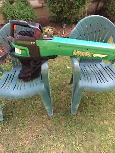 Weed Eater blower/vac