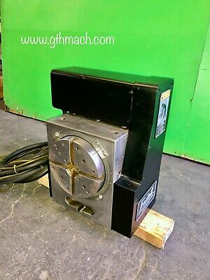 Fadal 4th Axis Rotary Table Model Vh5c Mt