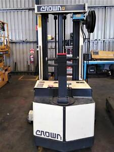 Crown Walkie Stacker With Brand New Battery!!! Davenport Bunbury Area Preview
