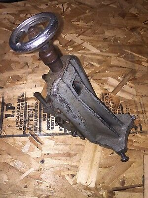Atlas Craftsman 10 12 Lathe 500a Milling Attachment 10-501 10-502