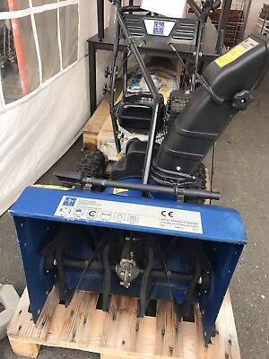 Schneefräse, Benzin, Lux L BSF 163 NEU & OVP