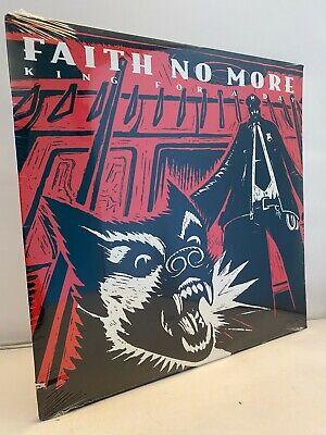 Faith No More King For a Day Fool 2X LP 9-45723-1 Slash...