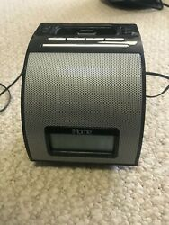iHome iH11 alarm clock with Charging Dock for IPod