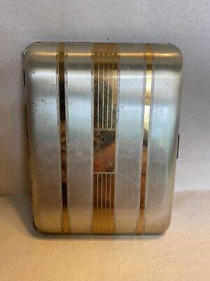 Vintage Elgin American Made Cigarette Case