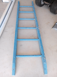 Loft timber ladder solid!!! Sutton Gungahlin Area Preview
