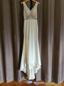 Madi Lane wedding dress Size 8