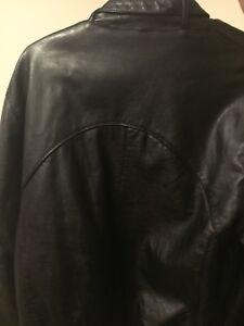 Authentic Leather Jacket from London England