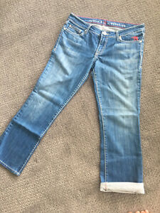 People's liberation  crop straight jeans size 29