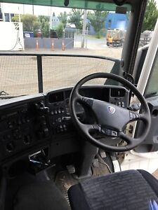 Scania tipper alloy bodies