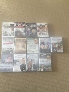 Brand New BBC DVD Sets - Movies and TV Shows