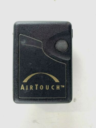 NEC AirTouch Pager Beeper Vintage Cellular Powers Up