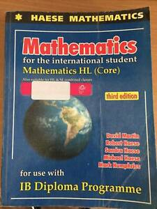 haese mathematics | Textbooks | Gumtree Australia Free Local