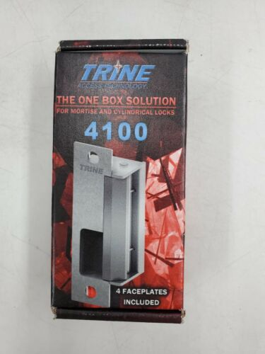 Trine Access Technology 4200-32D 4200 Electric Strike, Stainless Steel, 12V to 2