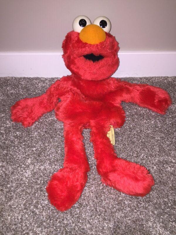 Vintage Elmo Puppet Applause Jim Henson 1992