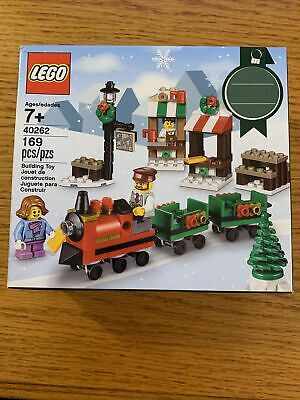 NEW LEGO Seasonal 40262 Christmas Holiday Train Ride Retired