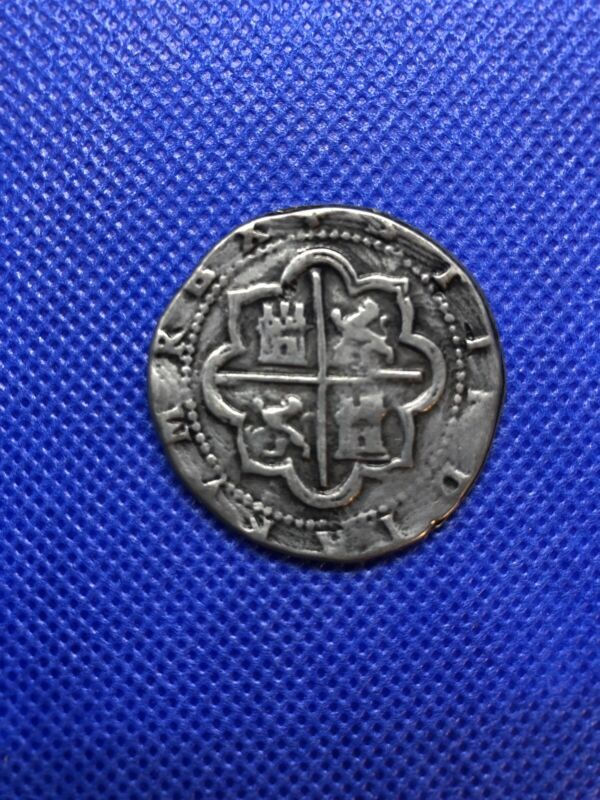 1622 ATOCHA OFFICIAL TREASURE COIN REPLICA