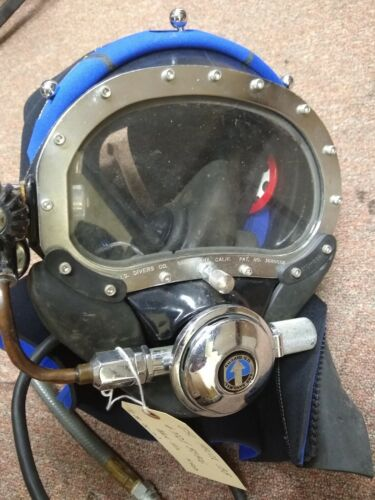 Diving Bandmask, Kirby Morgan