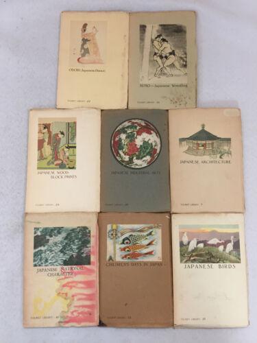 Japanese Tourist Library Books ~1938 Children