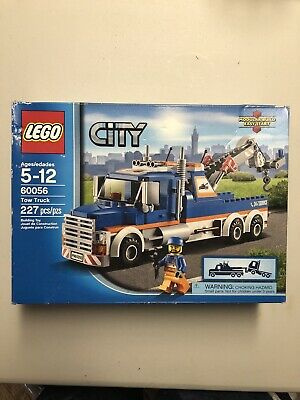lego city tow truck 60056
