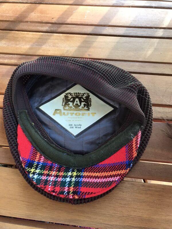 Autofit Scotland Hat