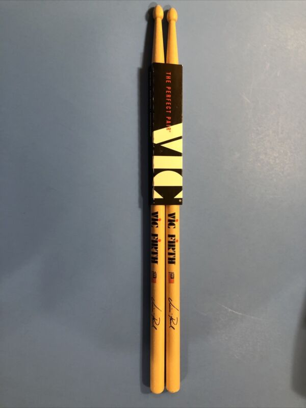 Vinnie Paul >TWO x2 Signature Vic Firth Drumsticks ~ U.S.A VF ~ Mint Condition!