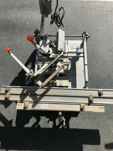 New Hermes Engravograph Model I-LK 2 Engraving Machine (ILK2 122987)
