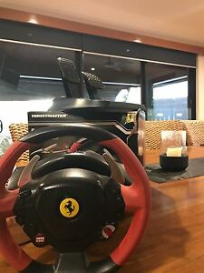 Xbox one racing wheel Inglewood Stirling Area Preview