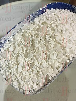 Calcium Chloride Flakes Cacl2 2h2o 100g