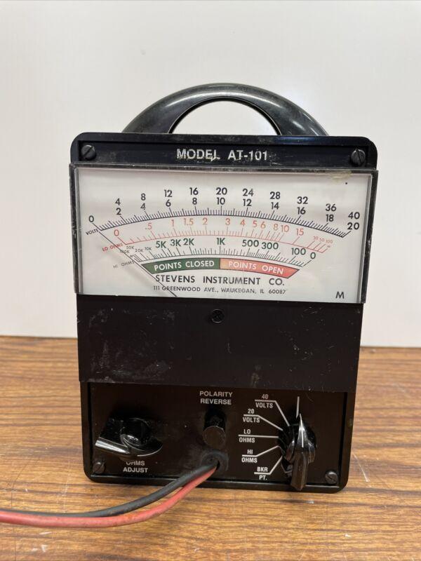 Stevens Instrument Company Volt Ohm Points Tester