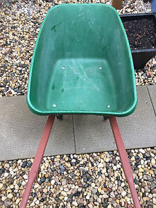 Wheelbarrow for sale.