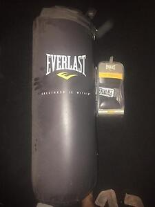 Boxing bag Butler Wanneroo Area Preview