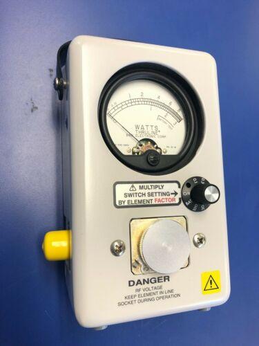 Bird Technologies Thruline Wattmeter 4410A