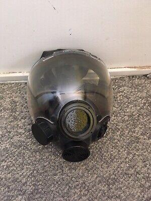 Msa Advantage 1000 Riot Mask Size Large