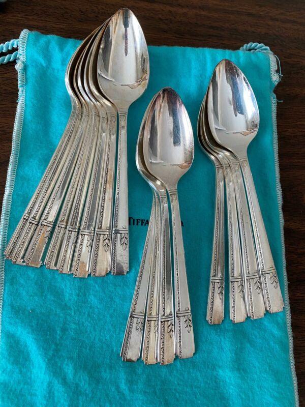 Prestige Oneida Silverplate GRENOBLE  Set 16 Teaspoons