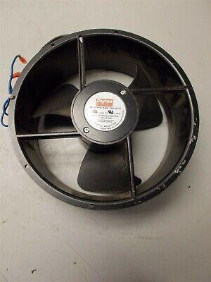 Dayton Round Axial Fan 3vu71 10 Diameter 3-12 Depth 115vac 665 Cfm