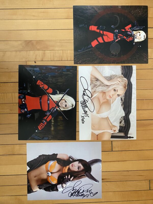 Jessica Nigri Signed Prints
