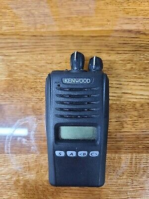 Kenwood Nx-220k2 Nexedge Vhf Nxdn Type D Analog Portable Radio