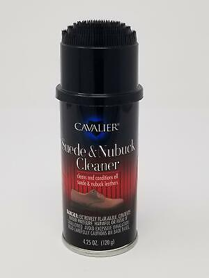 Cavalier Suede and Nubuck Leather Cleaner and Conditioner - 4.25 oz Nubuck Leather Conditioner