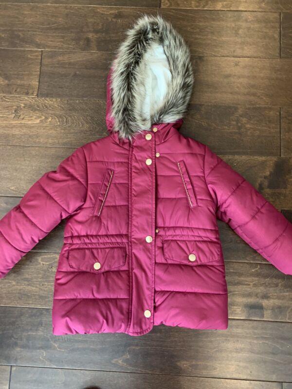Girls Winter jacket Plume Size 4T-5T