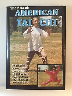 The Best of American Tai Chi DVD