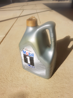 4.5L Mobile 1 syn. oil Eaton Dardanup Area Preview
